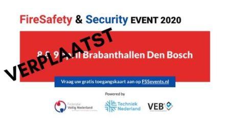 Firesafety & Security Event 17 en 18 juni 2020